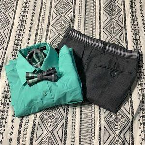 ‼️2 For $15 Deal‼️Boys Size 8 Dress shirt